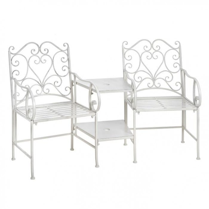 Homesdirect365 Elaborate Furniture Depicting Lower Swags Garlands Cherubs