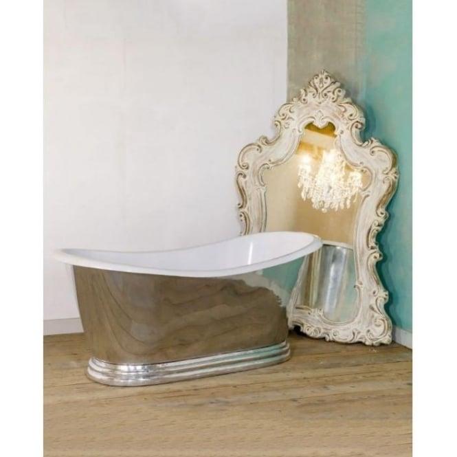 Aluminium freestanding bath