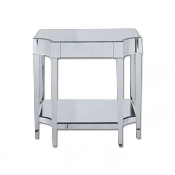 mirrored-side-table