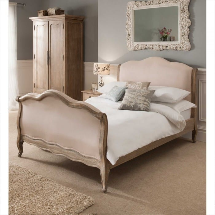montpellier-blanc-sleigh-antique-french-style-bed