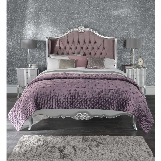The New Trend Of Crushed Velvet Beds Homes Direct 365 Blog