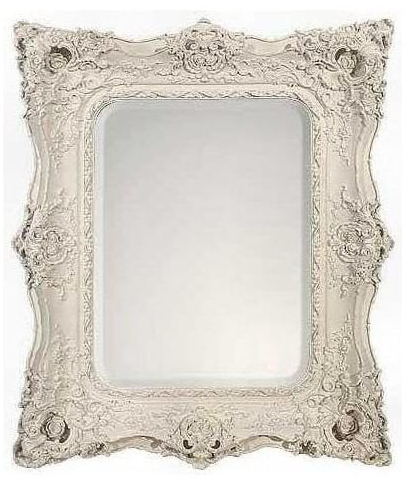 Wall mirrors not just for selfies homes direct 365 blog for White baroque style mirror