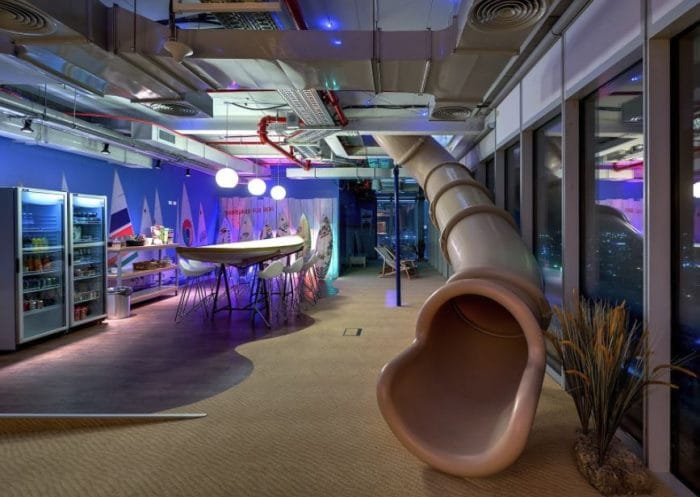 Googles Tel Aviv Office