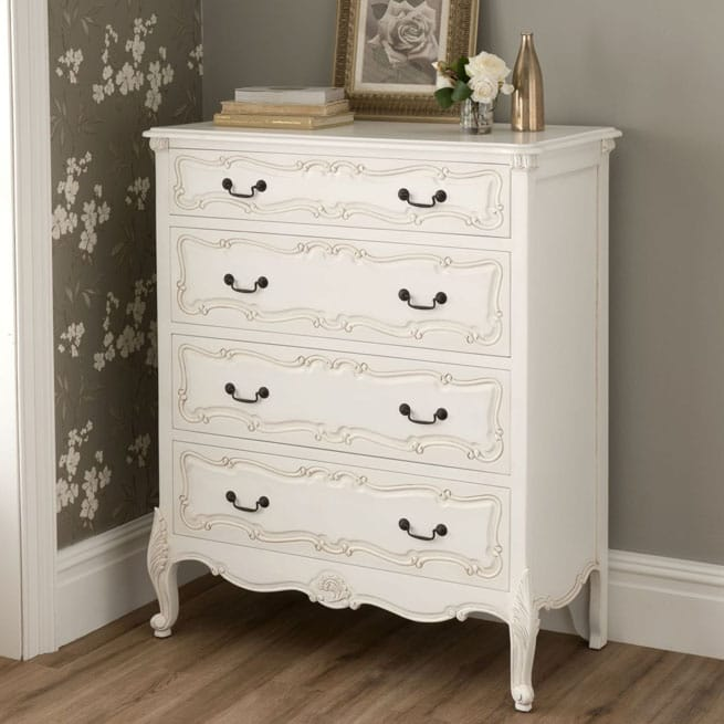 Redesign your bedroom with shabby chic furniture homes for Furniture 365 direct