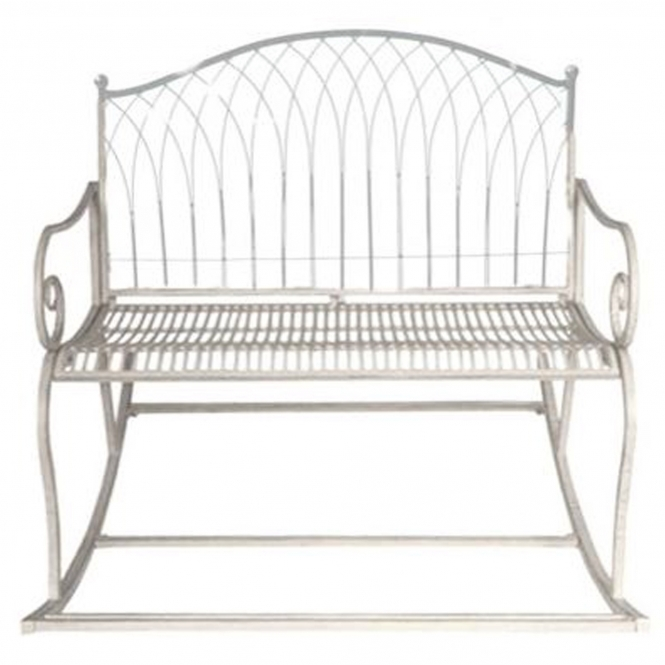 Hampton French style shabby chic rocker