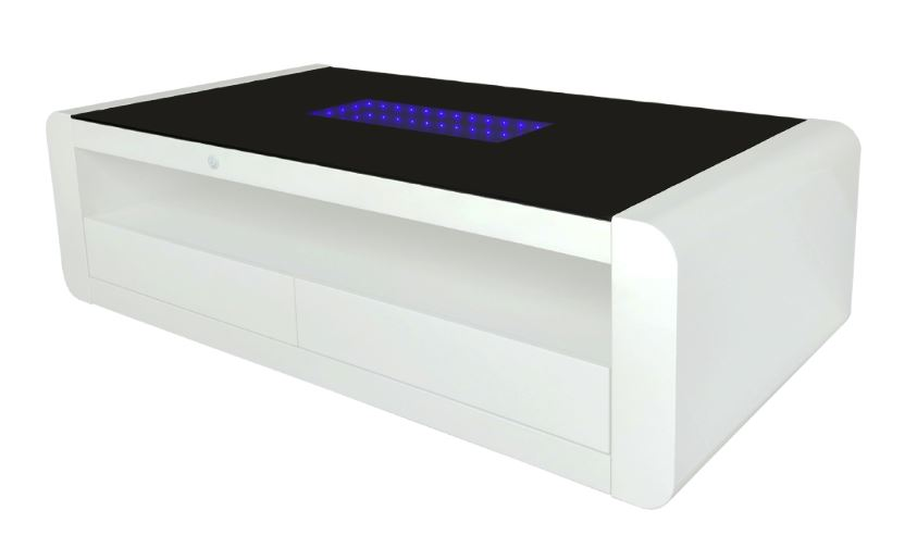 LED Coffee Table - Matrix Range