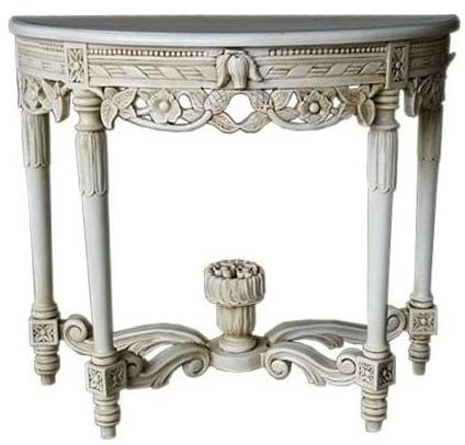 Louis XV French Style Console Table