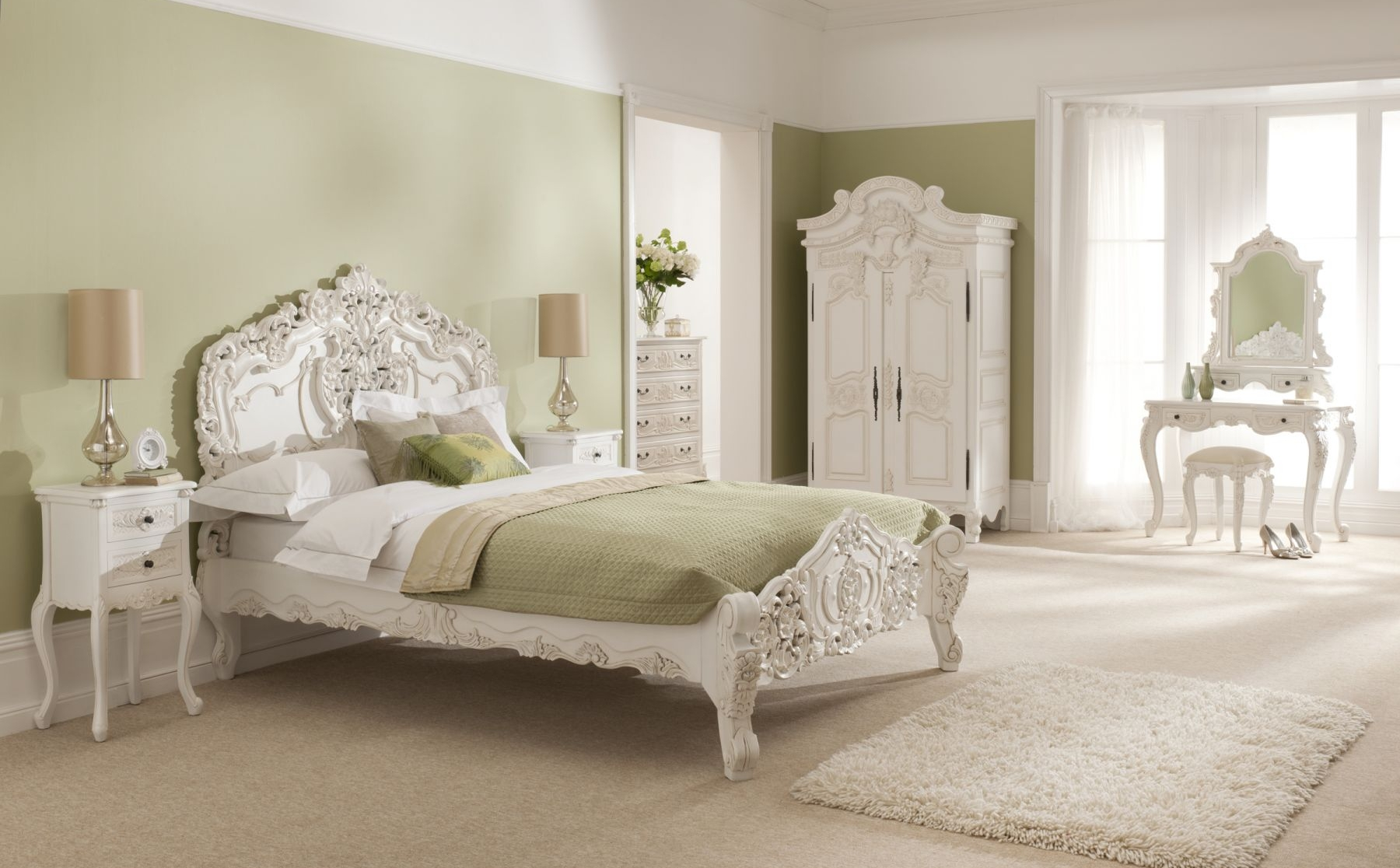 Rococo French Style Collection