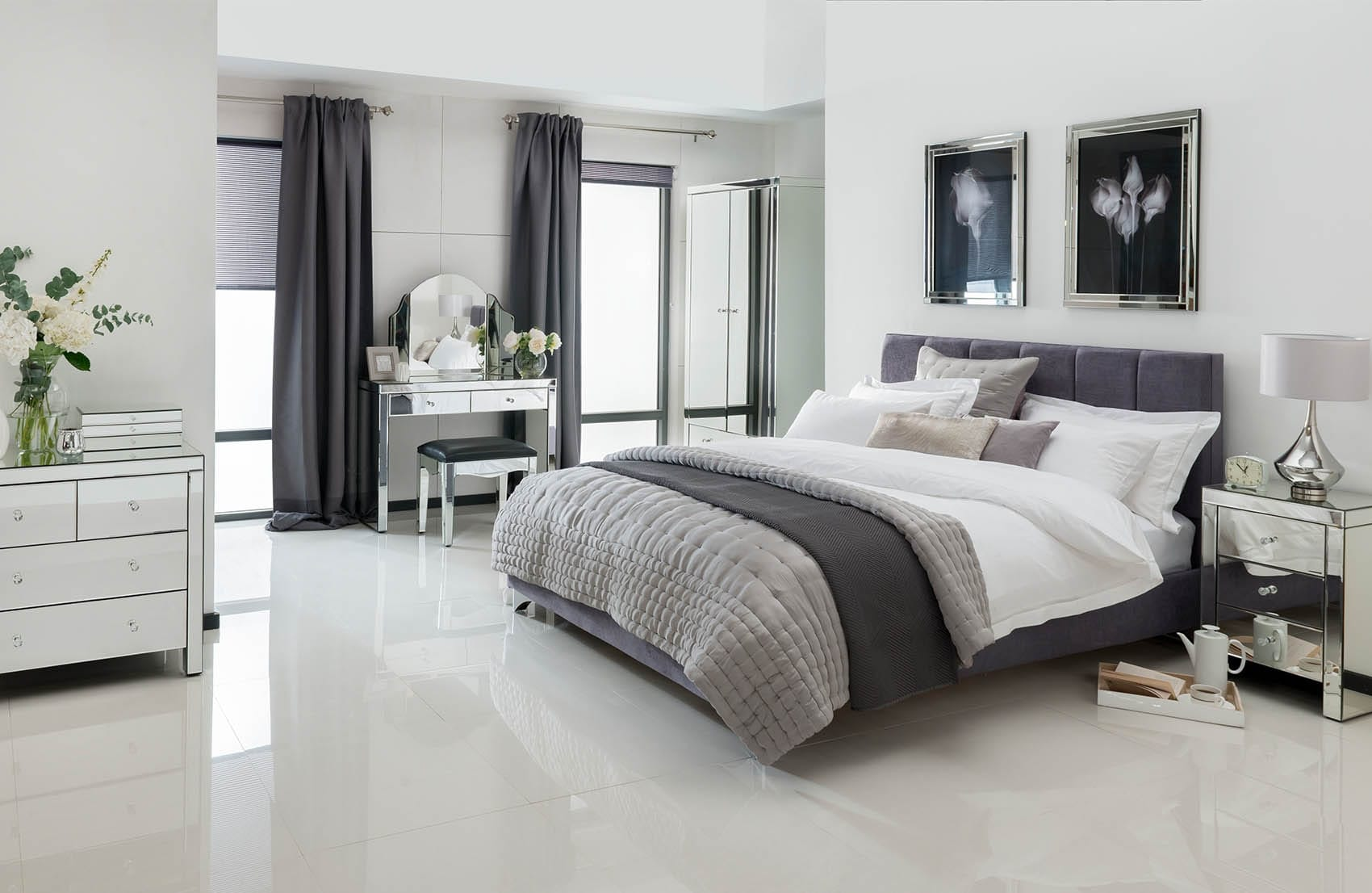 Mirrored Furniture A Trend Not A Fashion Movement Homes Direct