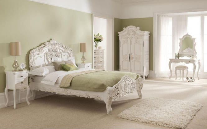 french bedroom furniture, french parisian interior design