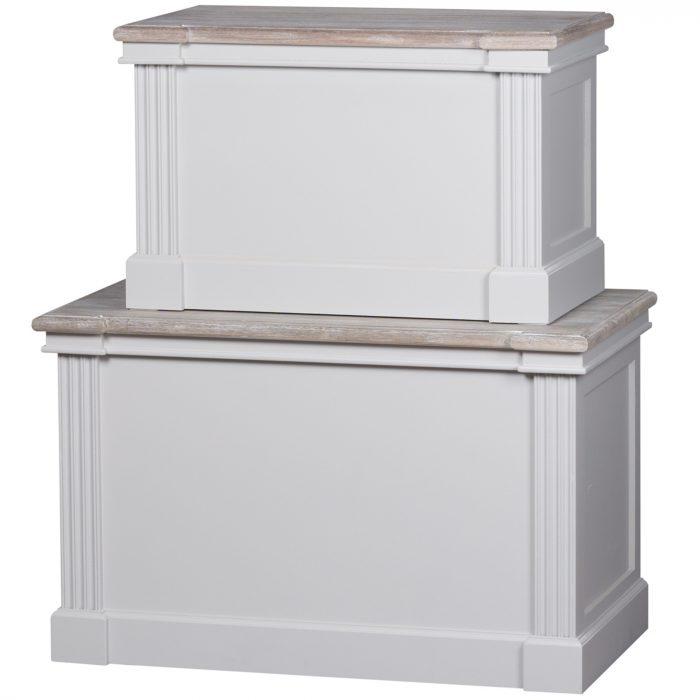 ottoman storage boxes
