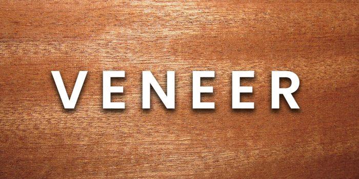 Veneer wood type