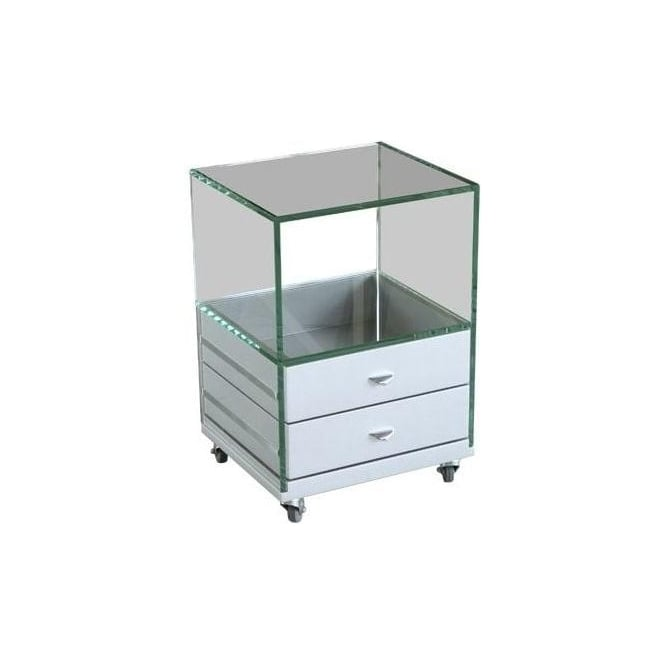2 Drawer Display Unit
