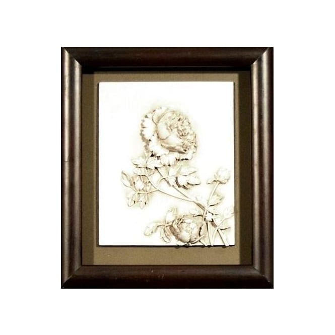 3D Framed Rose Picture