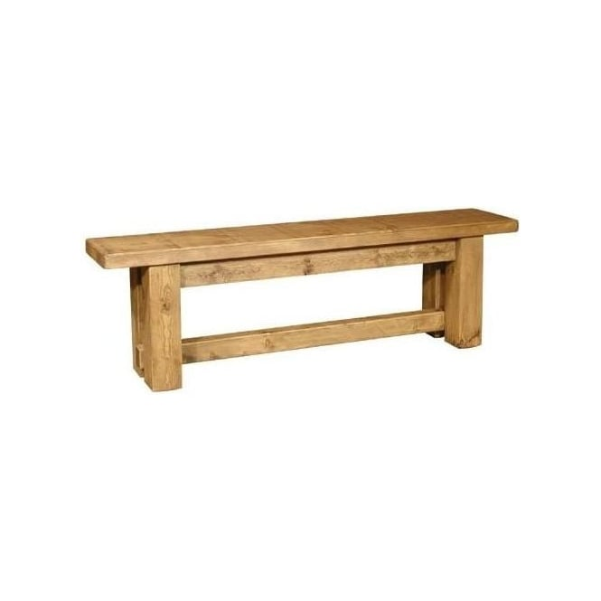 6FT Rustic Bench