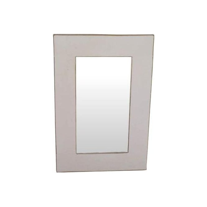 Acacia Lisbon Country Oblong Wall Mirror