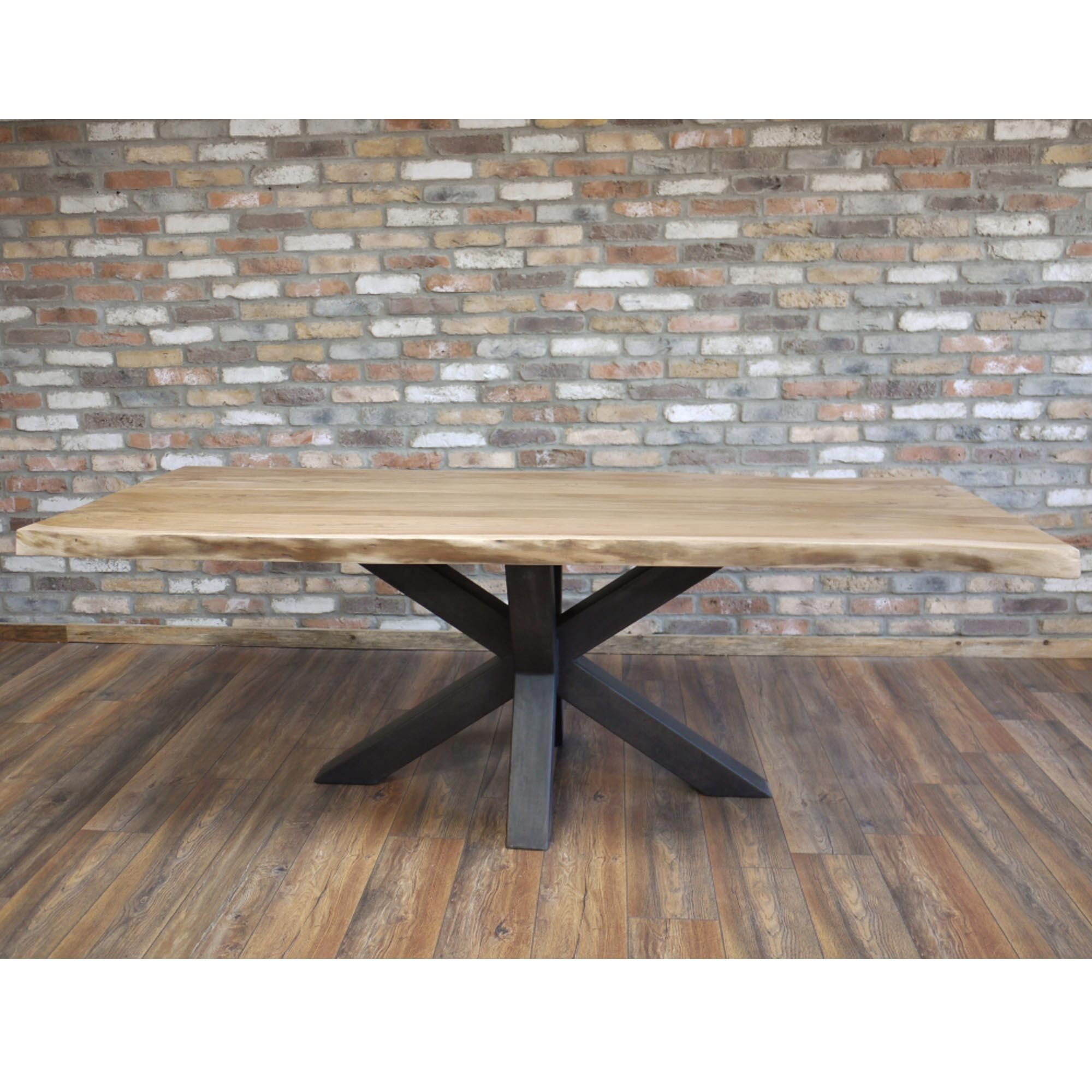 Picture of: Living Edge Dining Table Wooden Dining Table Dining Table