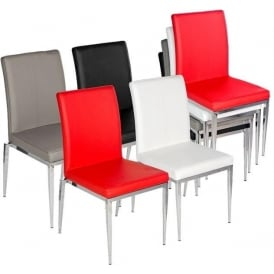 Alberta Stackable Dining Chair