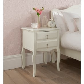 Alexander Antique French Style Bedside Table