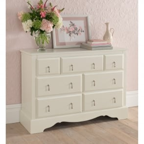 Alexander Antique French Style Chest Of Drawers