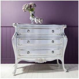 Alexandria Antique French Style Chest Of Drawers