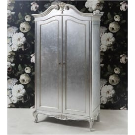 Alexandria Antique French Style Wardrobe
