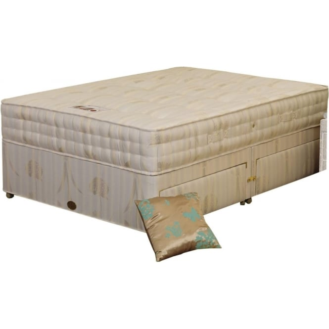 Alexandria Divan Base & Mattress