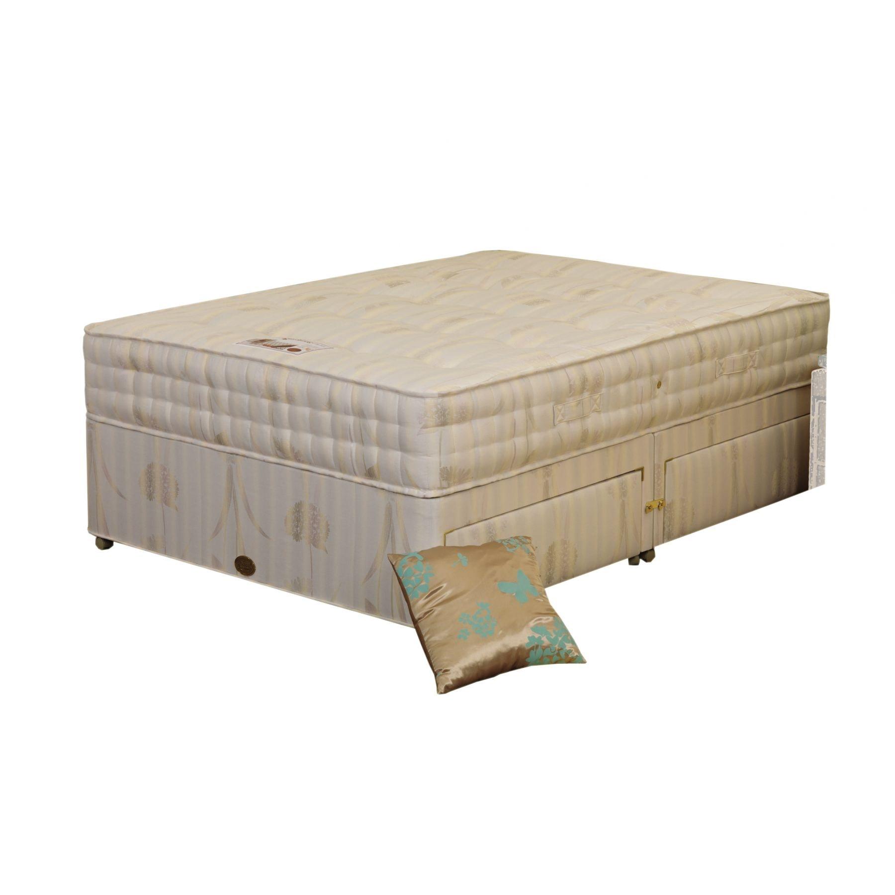 Alexandria divan base mattress for Divan mattress sale