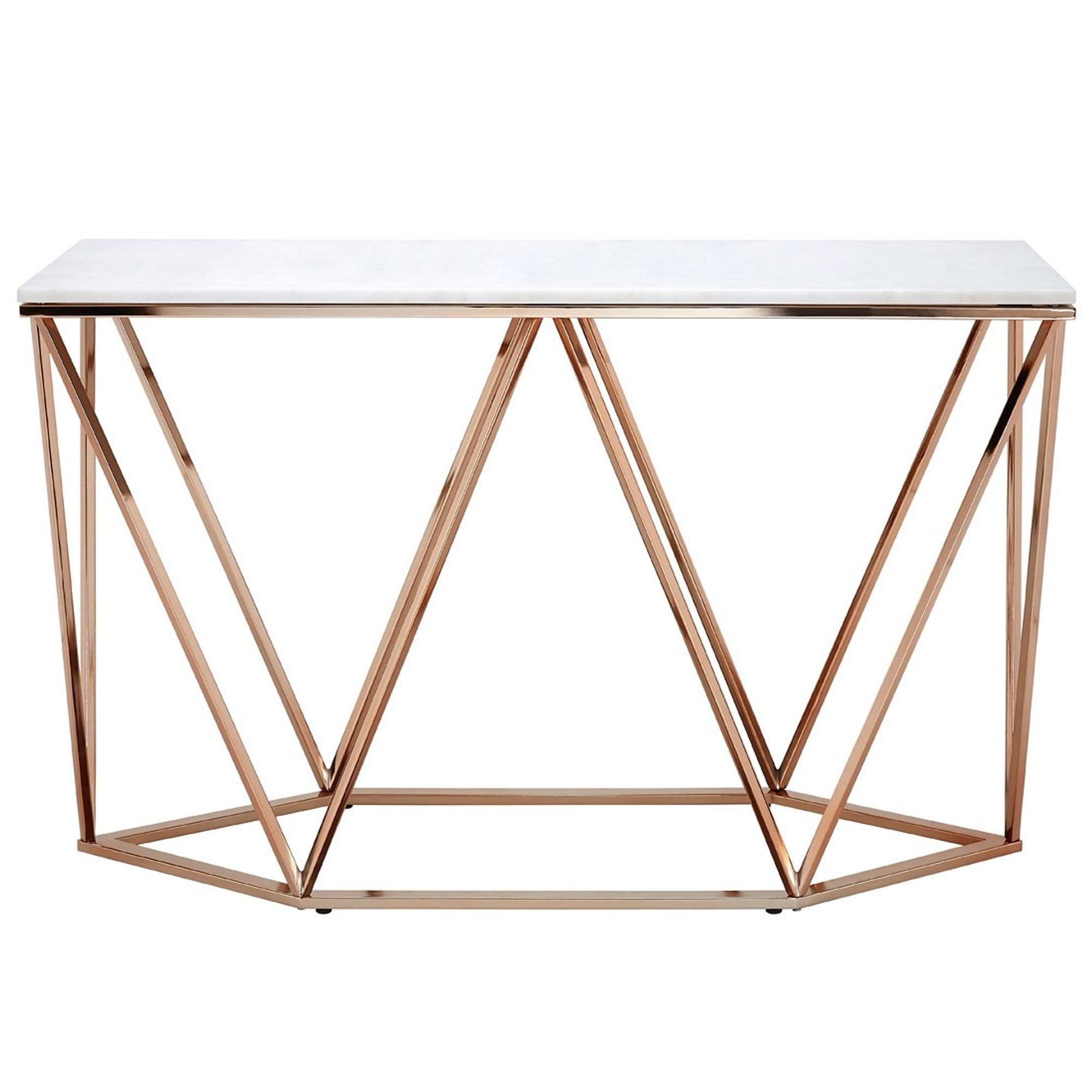 7c31581b2cbd95 Allure Rectangular Console Table | Modern Lounge Furniture