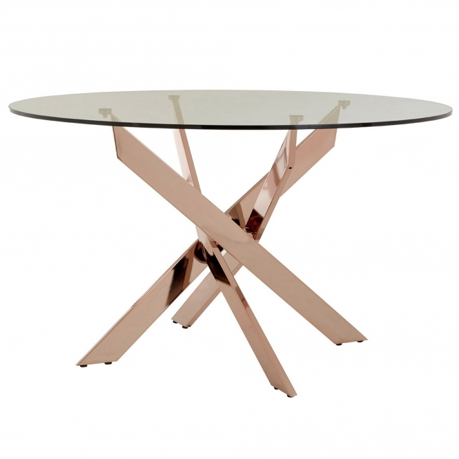 Allure Round Dining Table