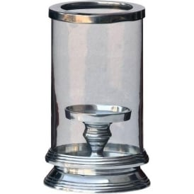 Aluminium Pillar Candle Holder