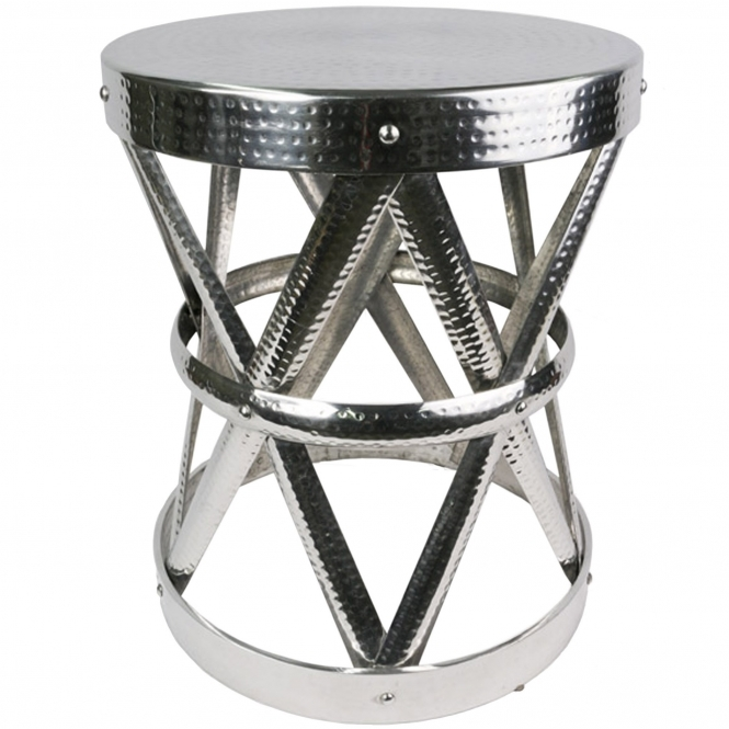 Aluminium 'X' Table