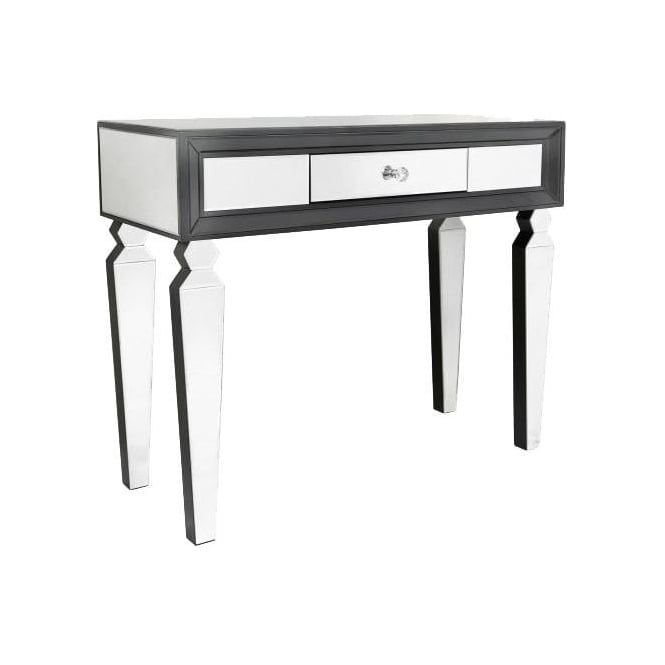 Amalfi Mirrored Console Table