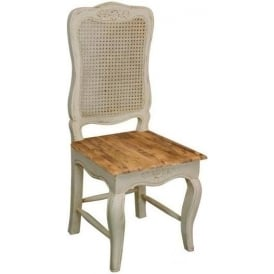 Amberly Antique French Style Chair