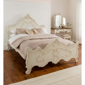 Annaelle Antique French Style Bed