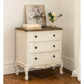 Annaelle Antique French Style Chest