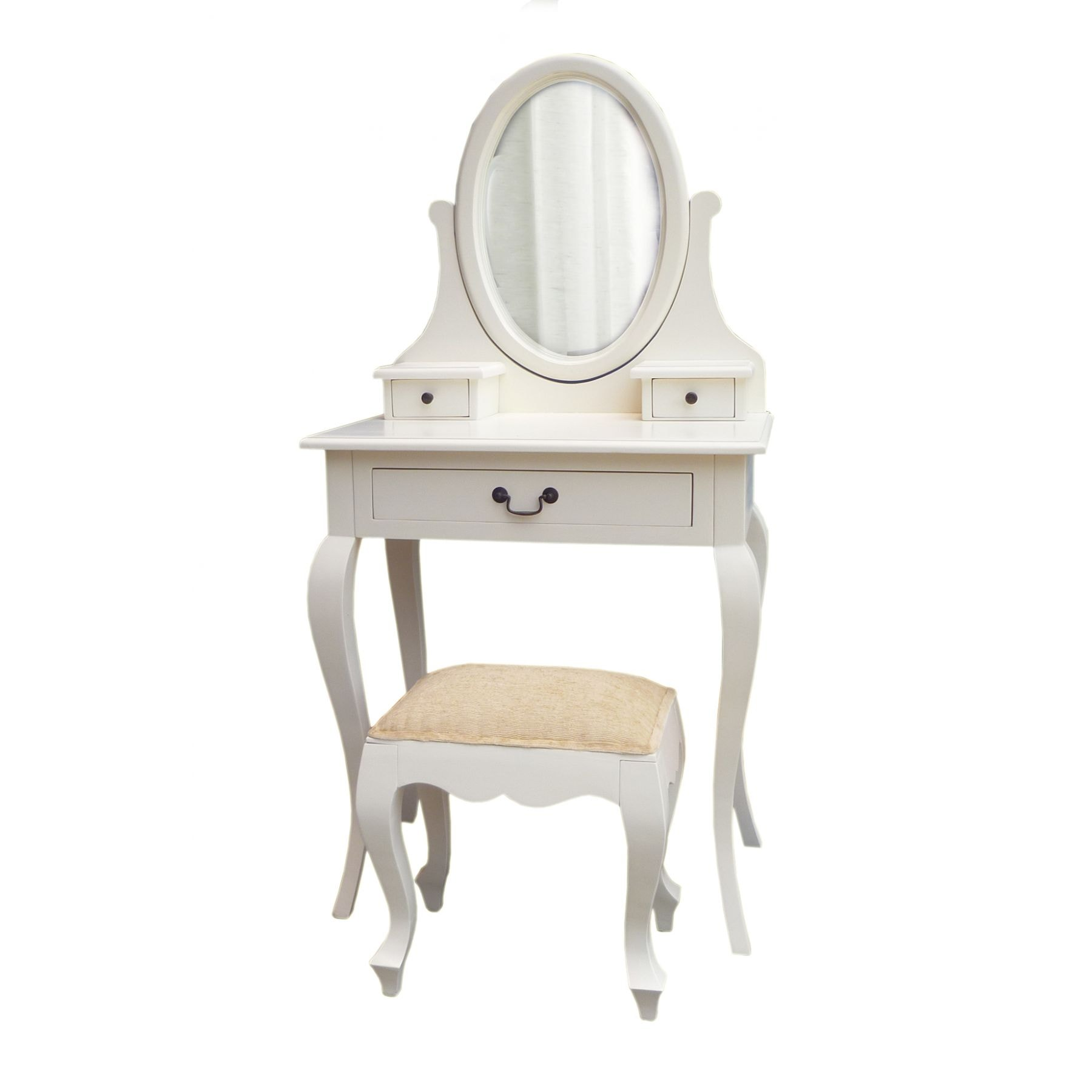 antique french white dressing table set 13428 | antique french dressing p23294 13428 zoom