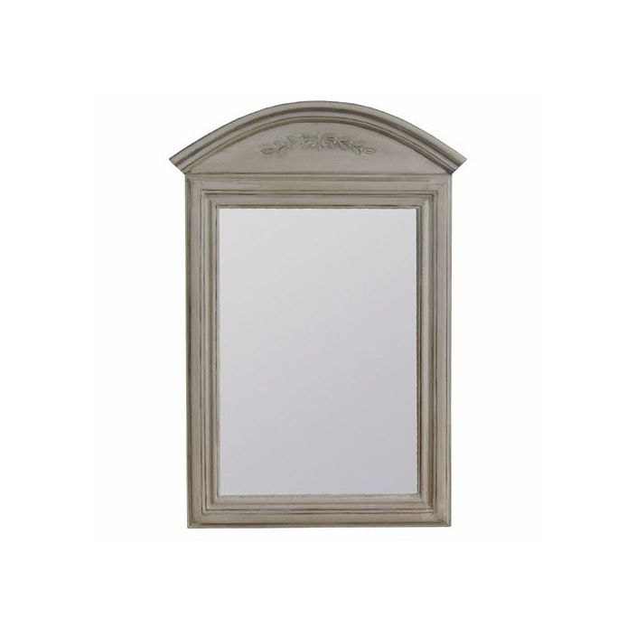 Antique french style wall mirror for Antique style wall mirror