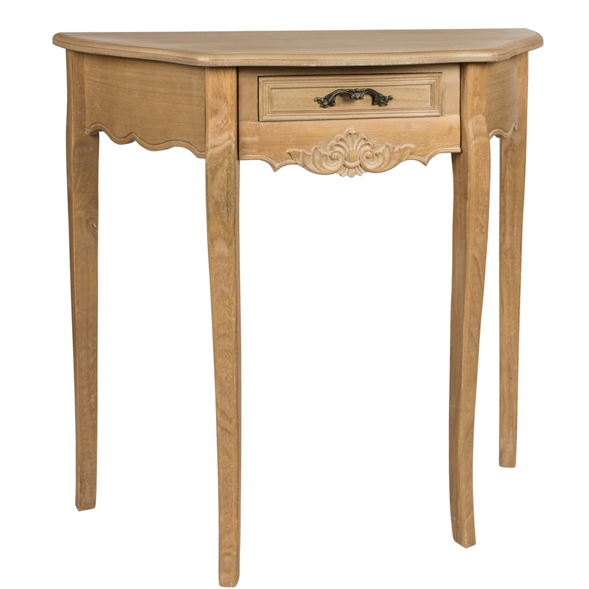 Strange Antique French Style 1 Drawer Console Table Andrewgaddart Wooden Chair Designs For Living Room Andrewgaddartcom
