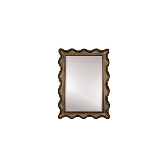 Antique French Style Ant Frame with Mirror