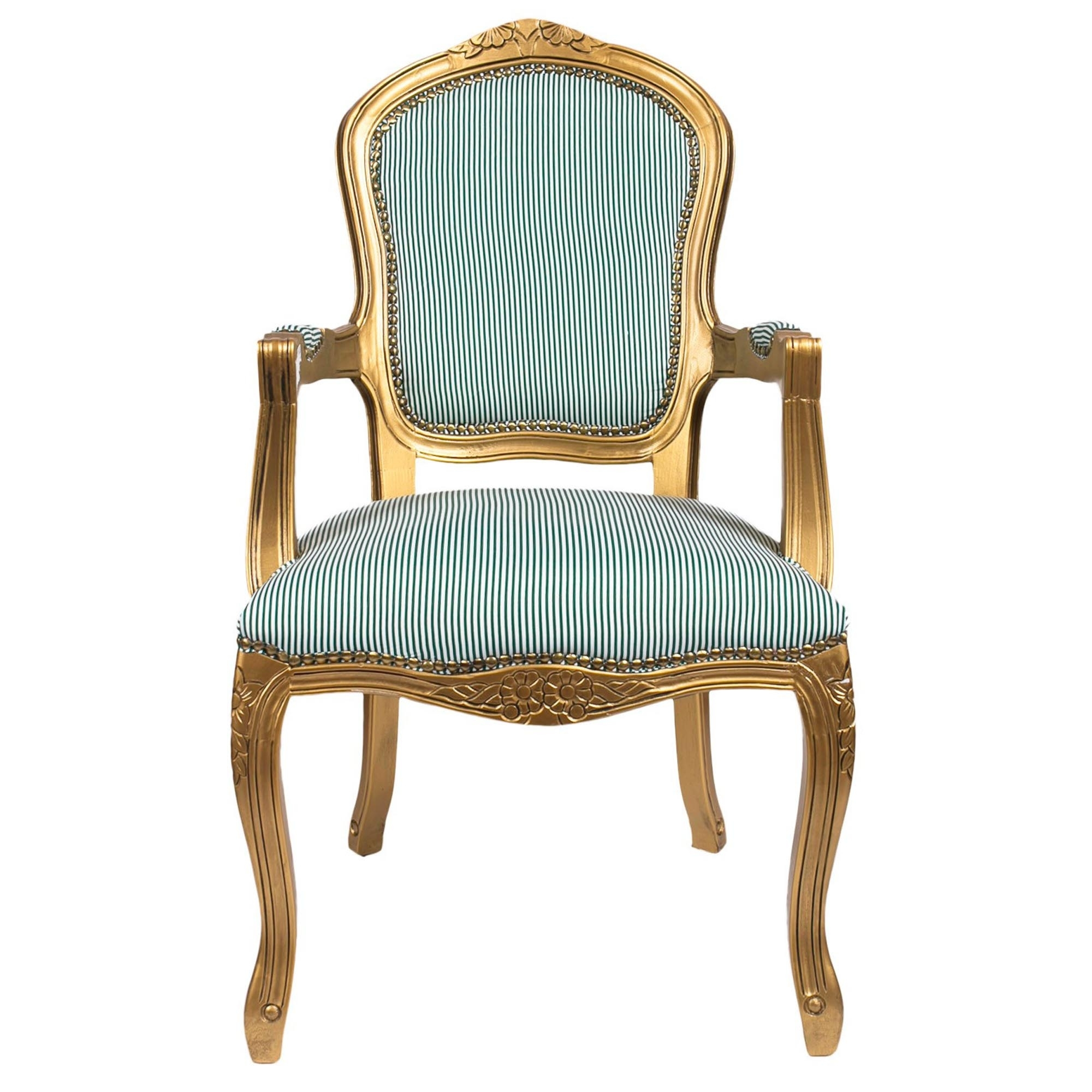 Antique French Style Armchair | Chair | HomesDirect365