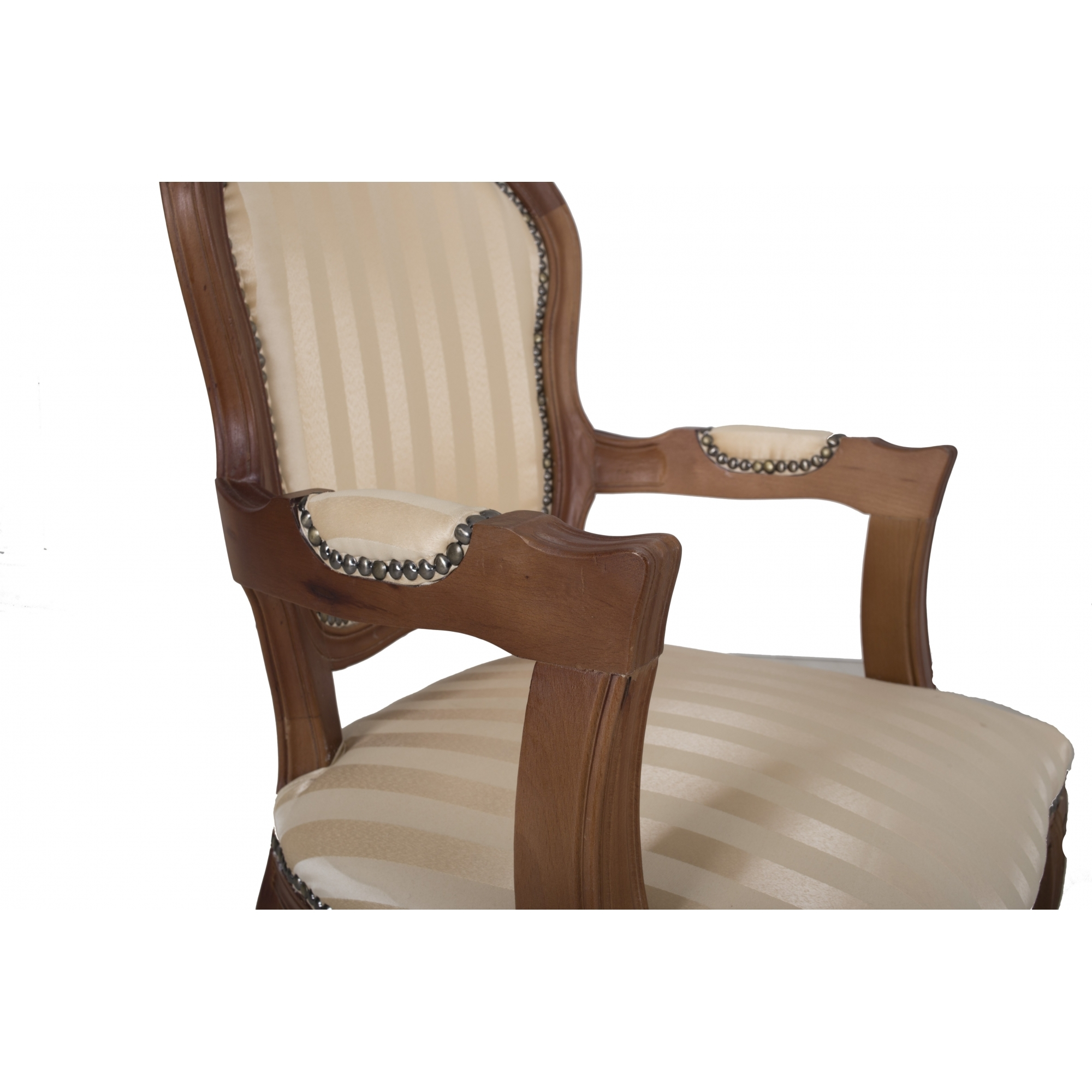 Gentil Antique French Style Armchair
