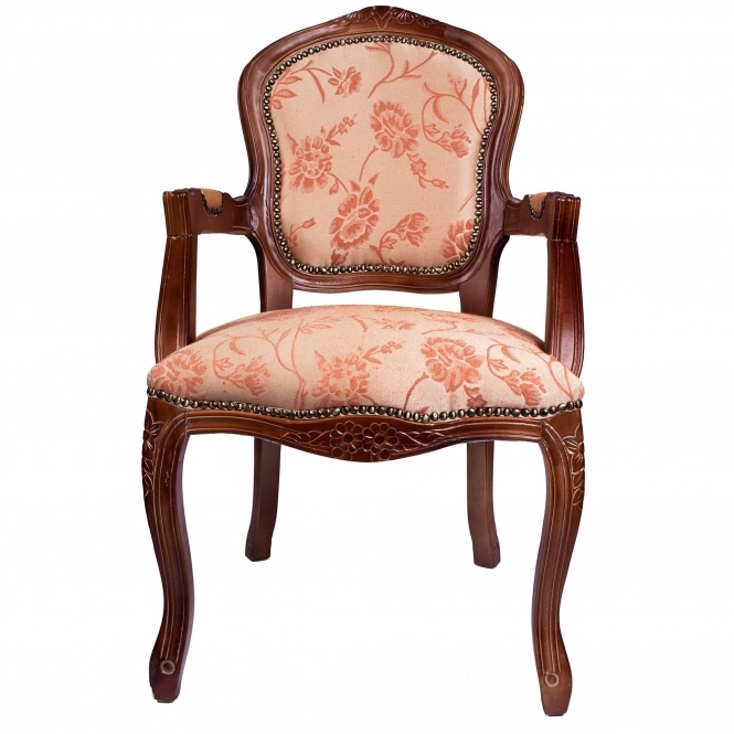 Antique French Style Armchair