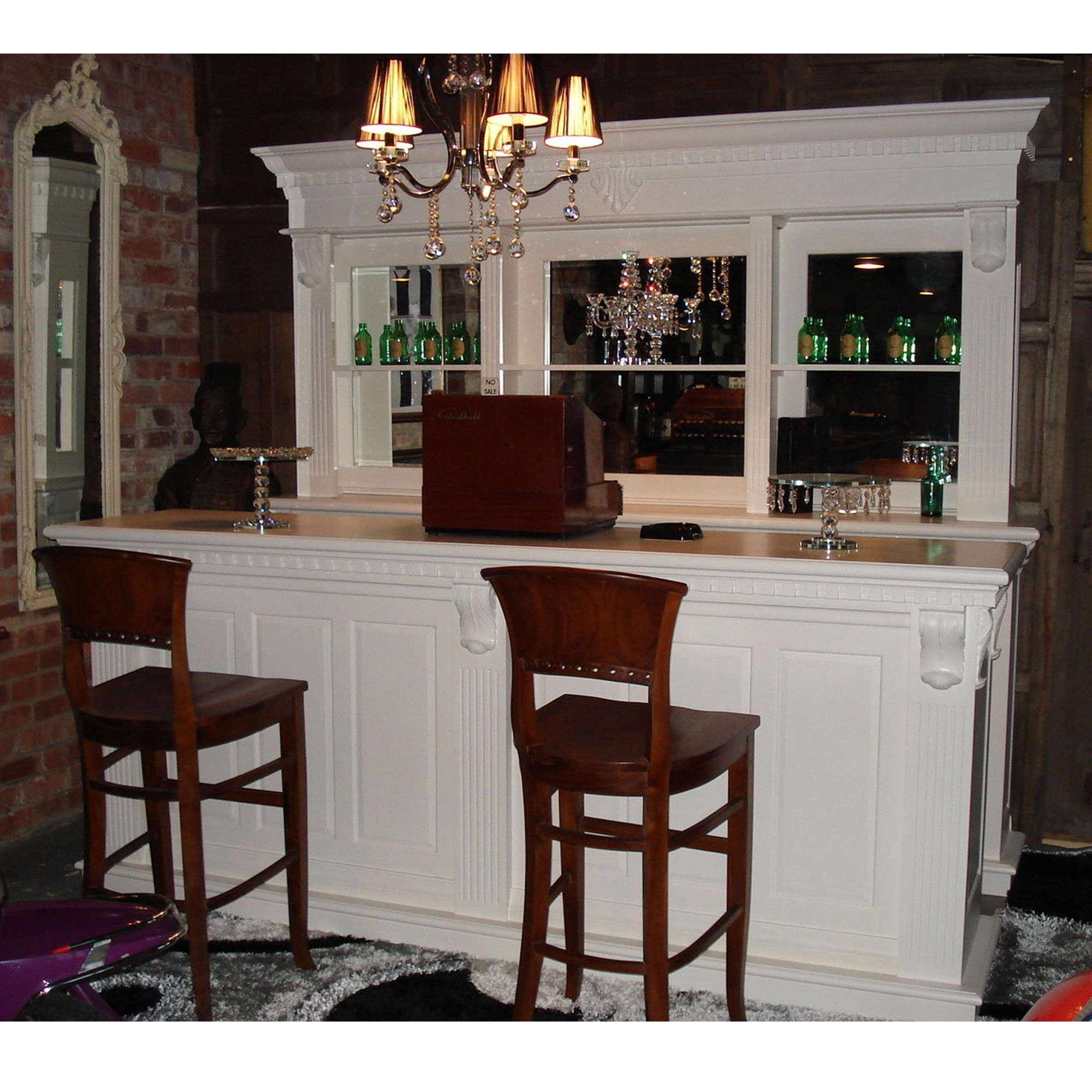 Antique French Style Bar French Furniture From