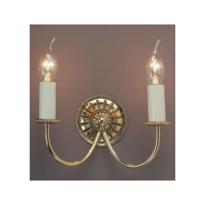 Antique french style brass solar wall light 2 wall lights from antique french style brass solar wall light 2 aloadofball Images