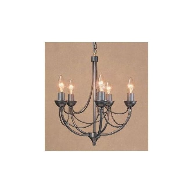 Antique French Style Cirrus Pendant Light 3