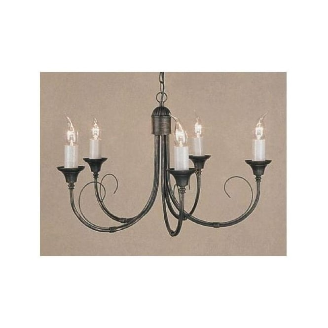 Antique French Style Classica Pendant Light 2
