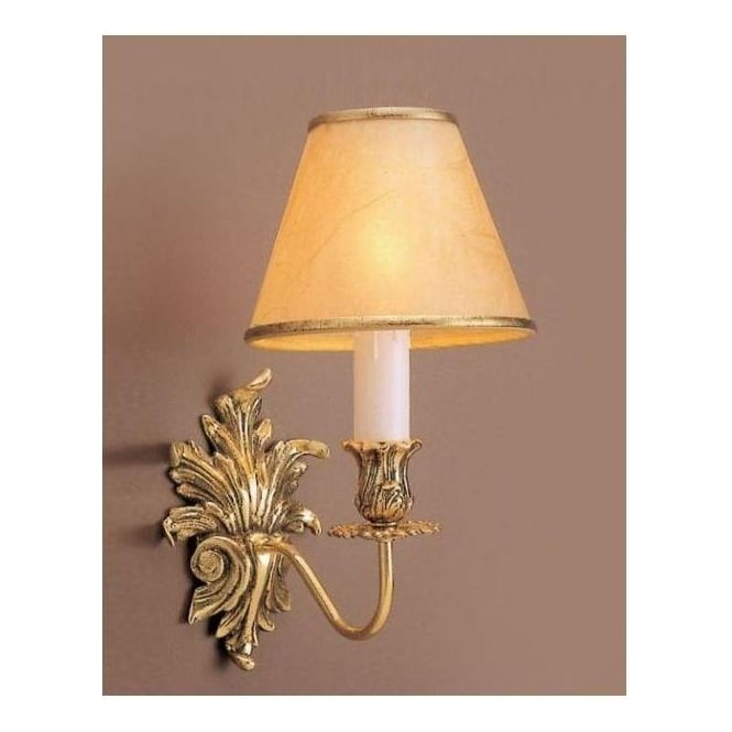 Antique French Style Dauphine Wall Light