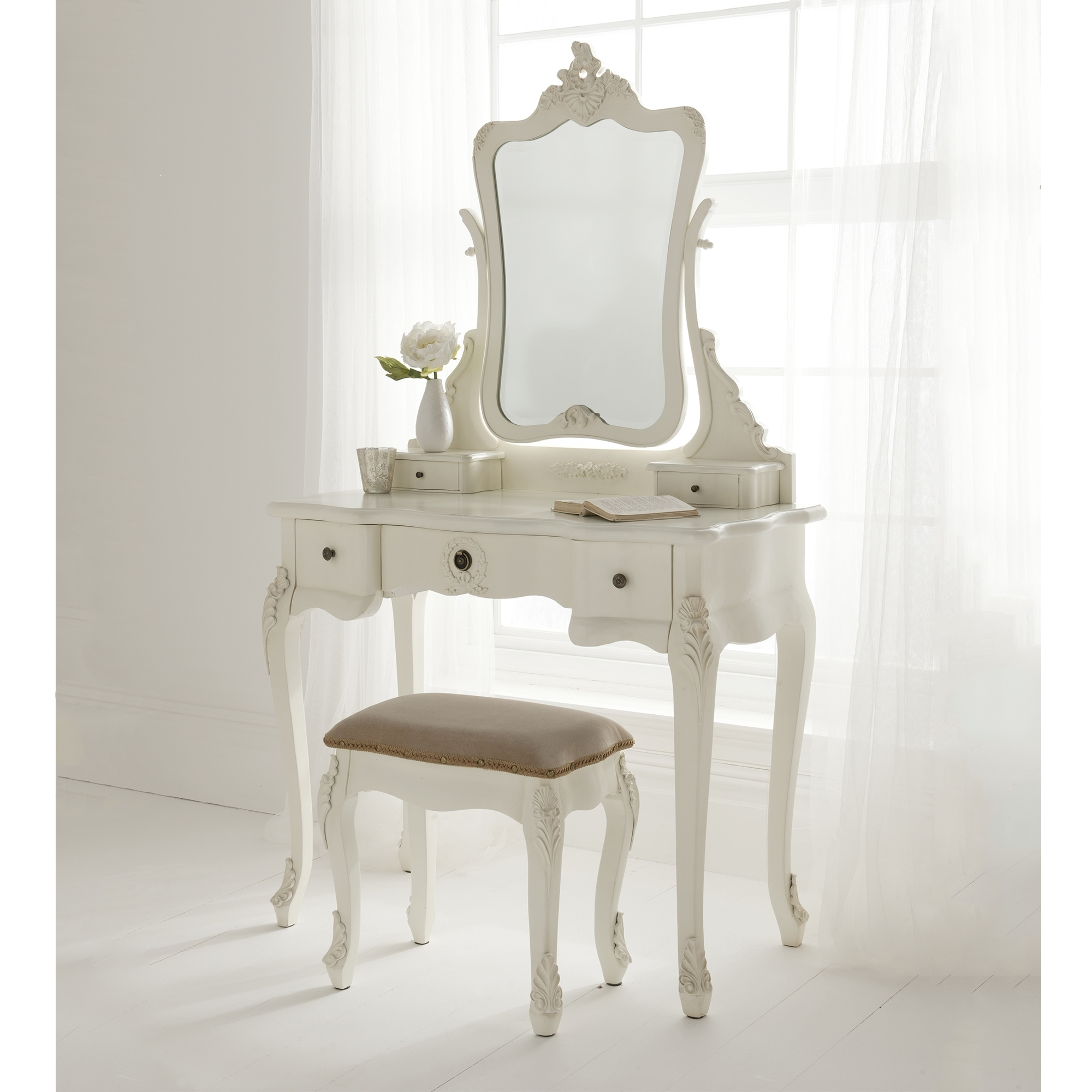 Antique French Dressing Table Shabby Chic Furniture Online