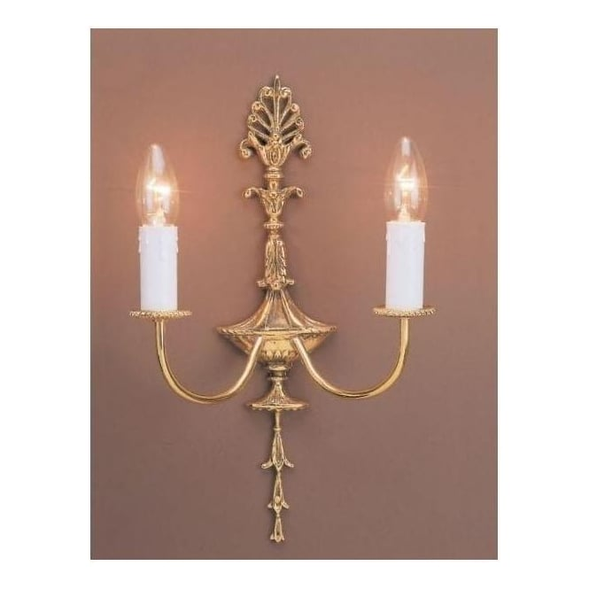 Antique French Style Eden Wall Light 2